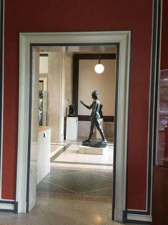 Rodin Museum Gallery Philadelphia