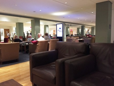 BA Lounge JFK
