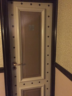 Hotel Therese Paris door