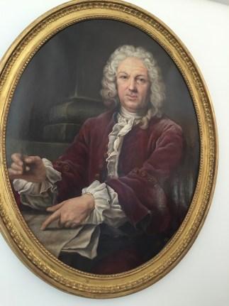 Moet & Chandon portrait in Epernay