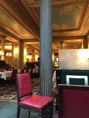 Paris Dining Room Cafe de la Paix at the Intercontinental Paris