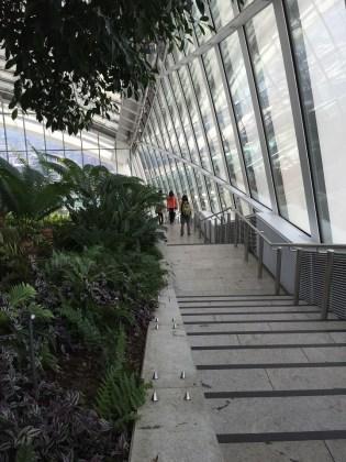 Sky Garden Stairs