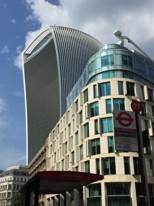 Sky Garden London Walkie Talkie Building
