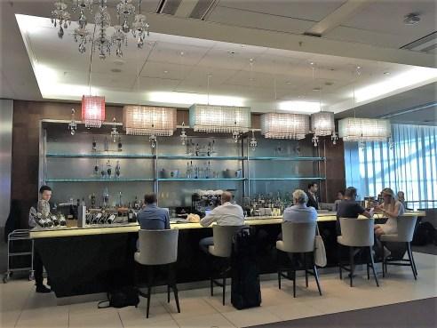 BA Concorde Room Bar