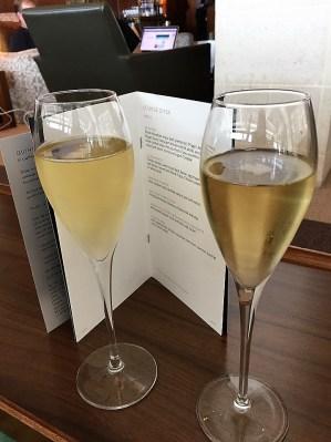 Champagne BA Concorde Room