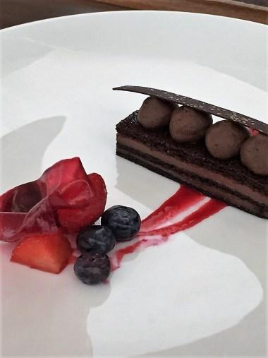 Concorde Room dessert