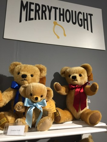 MerryThought Teddy Bears Made in Britain UK