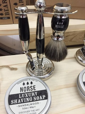 Men's Luxury Shaving by Norse Made in Britain UK