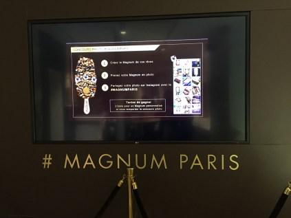 #MagnumParis Pop Up