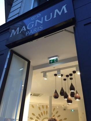 Magnum Paris Pop Up