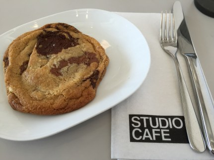 Studio Cafe Whitney Musuem Cookie