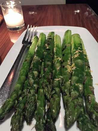 STK Midtown Asparagus side