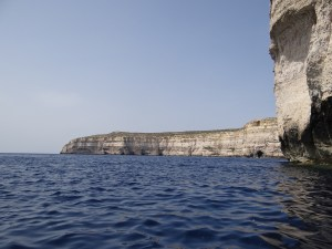Sea View from the Azure Window Gozo