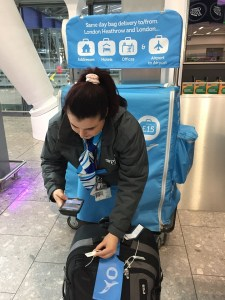 AirPortr London Luggage Delivery