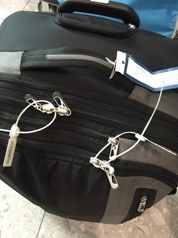 AirPortr Review Heathrow Luggage Delivery Security Ties