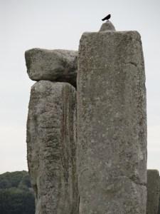 Visit Stonehenge bird eye view
