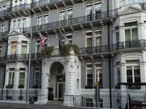 The Ampersand Hotel London small luxury hotel