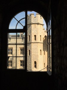 White Tower view Tower of London tour
