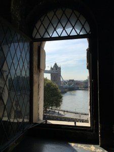 View of Tower Bridge from The White Tower of London tour Context Travel