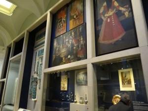 V&A Musuem exhibit