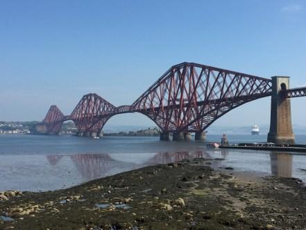 Edinburgh Forth Bridge Firth of Forth