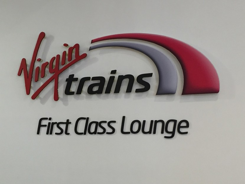 Virgin East Coast First Class Lounge