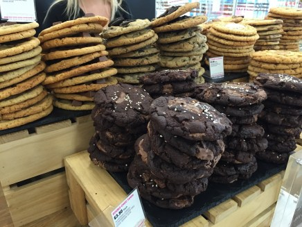 Blondie's Kitchen Cookies London