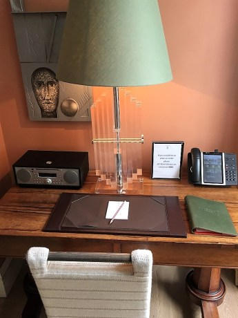 The Dorset Square Hotel Drawing Room Desk