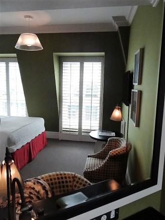Superior Room Luxury Hotel Marylebone London Dorset Square Hotel