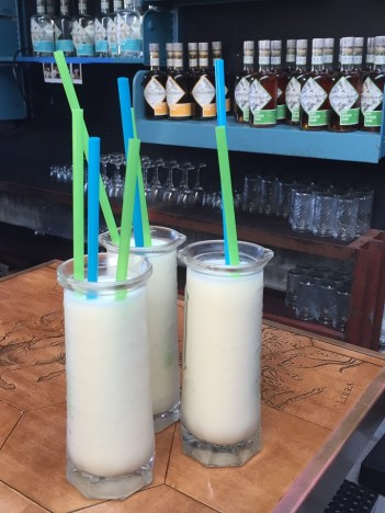Cotton & Reed Rum Pina Coladas Art Weekend in D.C.