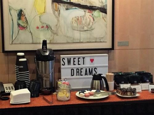 Sweet Dreams Four Seasons Seattle