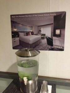 Hotel 1000 Seattle lobby