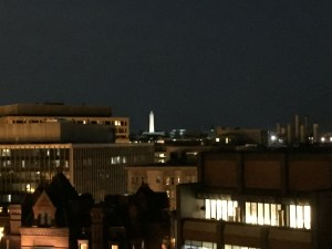 Silent Disco Rooftop View Embassy Row Hotel