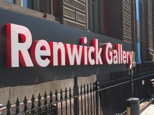 The Renwick Gallery D.C. Decorative Arts