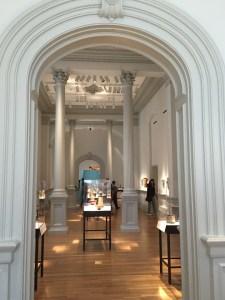 The Renwick Gallery first floor salon