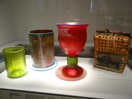 The Renwick Gallery glass collection