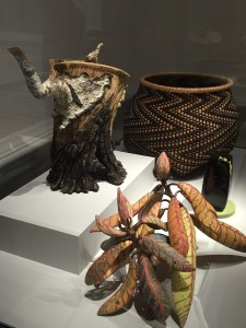 The Renwick Gallery Decorative Art baskets