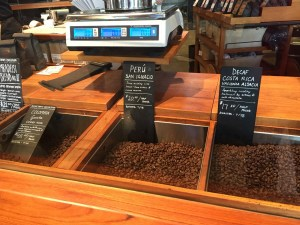 Starbucks Roastery Coffee Bean Bar