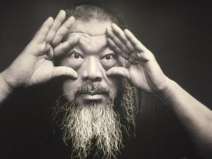 Ai Weiwei, artist of Trace at Hirshhorn