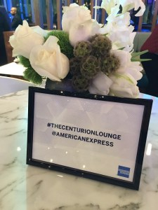 PHL Centurion Lounge social media