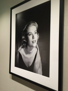 Grace Kelly photo AMEX PHL Centurion Lounge