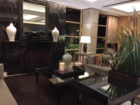 Lobby Four Seasons D.C.