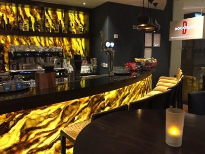 London Aloft Bar