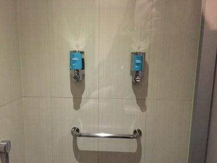 London Aloft Excel Bliss Toiletries
