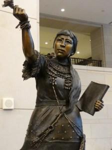 US Capitol Statue Sarah Winnemucca