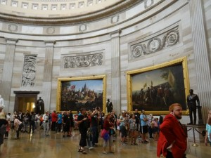 US Capitol Rotunda Tour