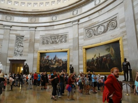 US Capitol Rotunda Tour