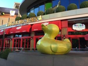 Las Vegas Desserts Sugar Factory Duck