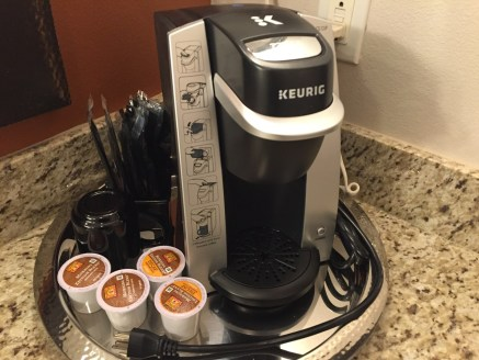 Red Mountain Resort In Room Coffee Maker