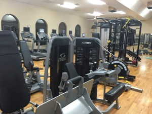 Red Mountain Resort Gym Solo Wellness